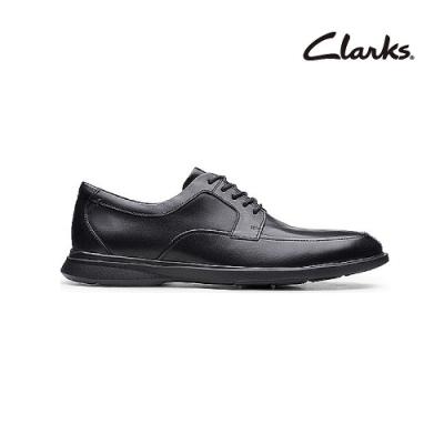Clarks   工藝世家  Un Lipari Walk   男皮鞋  黑色   CLM49155SD20