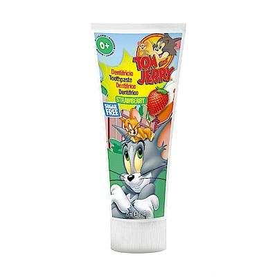 義大利進口 Tom & Jerry含氟牙膏(草莓香-75ml)