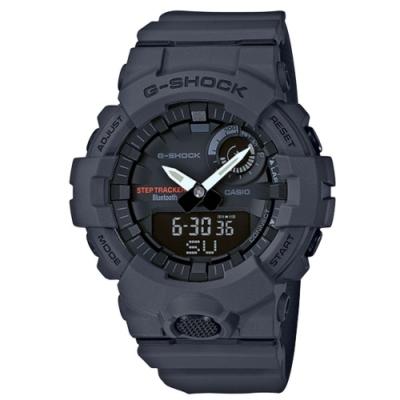 CASIO卡西歐 藍芽連線G-SHOCK系列(GBA-800-8A)