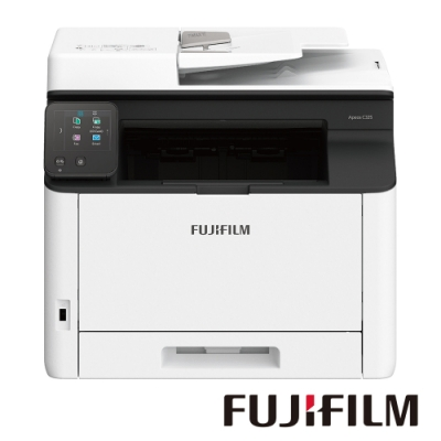 FUJIFILM Apeos C325 z 彩色雙面無線S-LED傳真掃描複合機