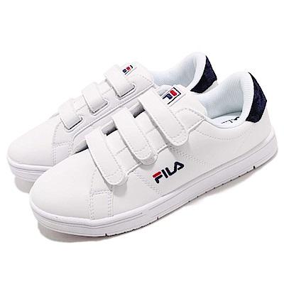Fila 休閒鞋 COURT DELUXE C905S 女鞋