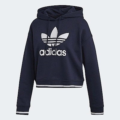 adidas 帽T Active Icons Hoodie 女款