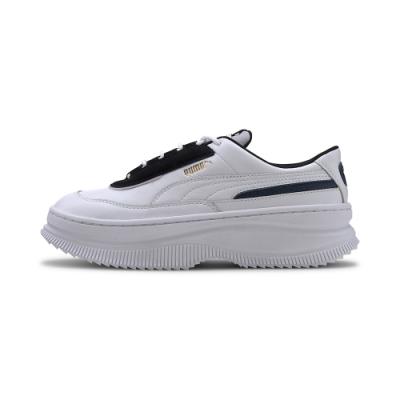 PUMA-Deva Chic Wn's 女性復古籃球運動鞋-白色