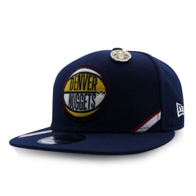 New Era 950 NBA DRAFT 棒球帽 金塊隊