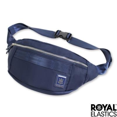 Royal Elastics - 經典半月型腰包/胸包 - Knight 闇黑騎士系列-深藍