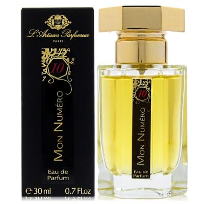 L Artisan Perfumeur阿蒂仙之香 我的號碼10號淡香精30ml