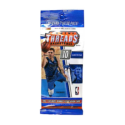 NBA 球員卡 18-19 NBA Threads Basketball