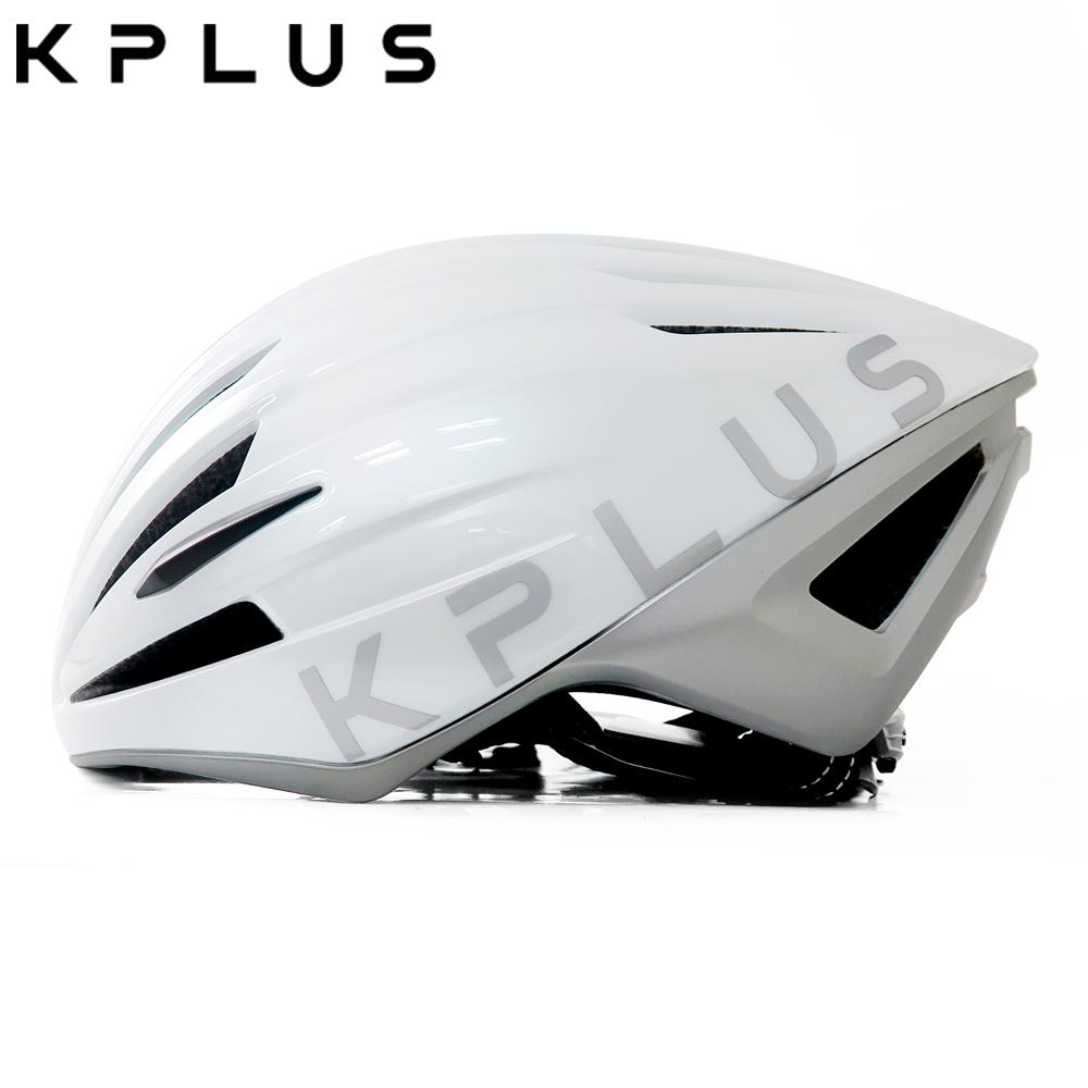 KPLUS 單車安全帽S系列公路競速QUANTA Helmet-白