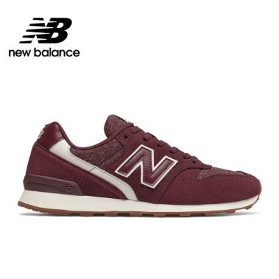 【New Balance】996 經典復古鞋_WR996TA-D_女性_酒紅
