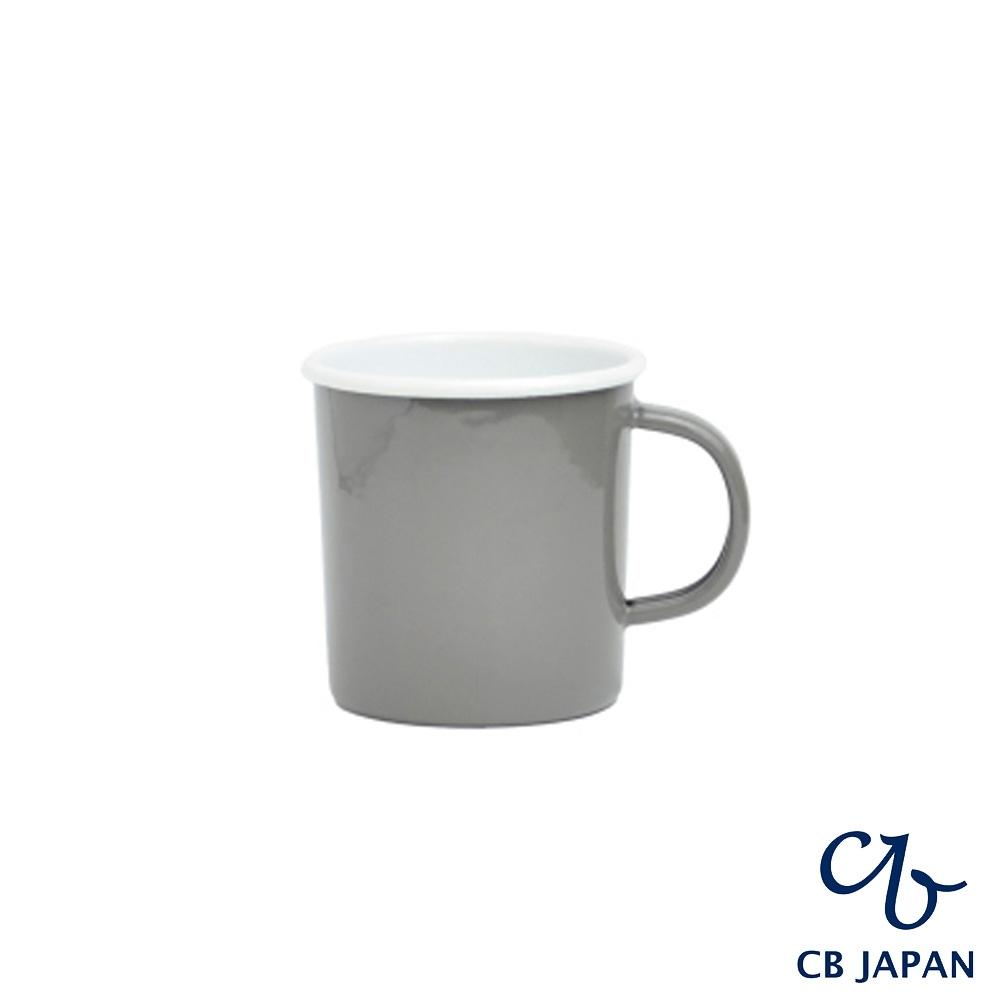 CB 都會系列琺瑯馬克杯400ml/杯子/茶杯/水杯