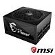MSI微星 MPG A750GF 80 PLUS金牌認證電源供應器 product thumbnail 1