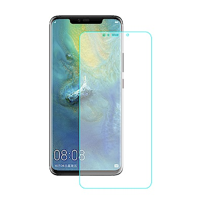 【SHOWHAN】HUAWEI Mate20pro9H鋼化玻璃0.3 疏水疏油抗指紋保護貼