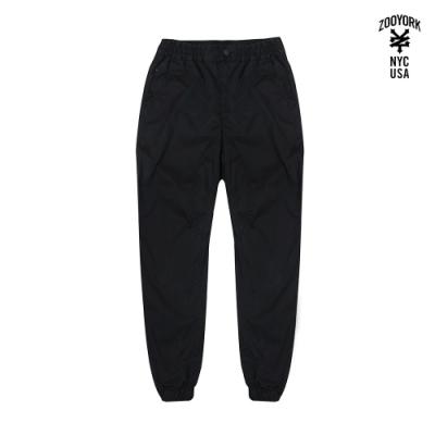 ZOO YORK-城市怪獸修身長褲(男)-黑