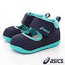 asics競速童鞋 輕量透氣學步款117-400深藍(寶寶段)