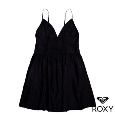 【ROXY】NEW SILVER LIGHT 洋裝 黑色