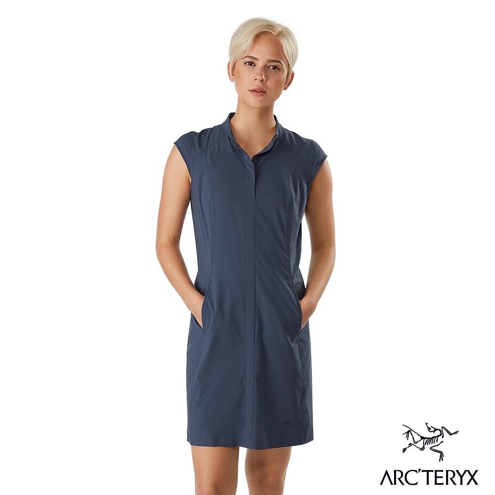 Arcteryx 始祖鳥 24系列 女 Cala 防曬快乾 連身裙 氣層藍