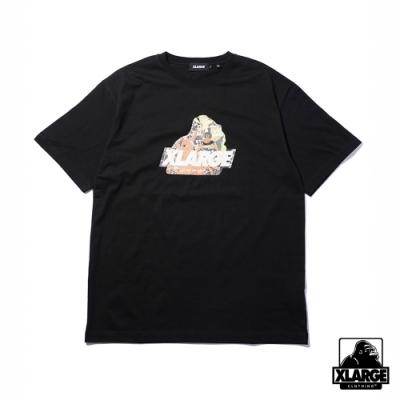 XLARGE S/S TEE JAPONISM OLD OG 2020日本限定浮世繪短袖T恤-黑
