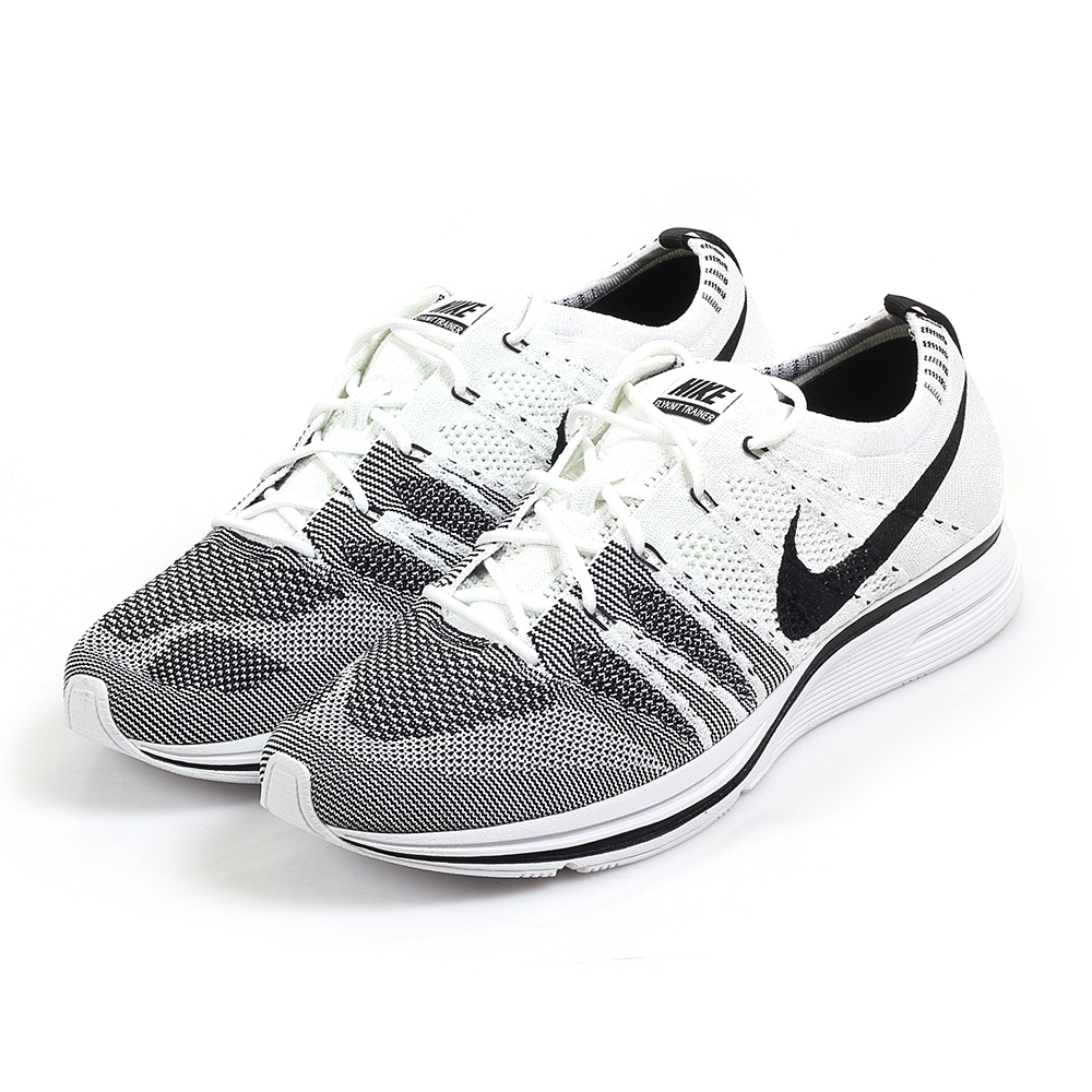 NIKE FLYKNIT TRAINER 慢跑鞋-男 AH8396-100 product image 1