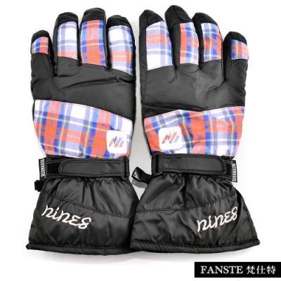 Fanste 防風手套 保暖超輕量多功能(男款-7352)
