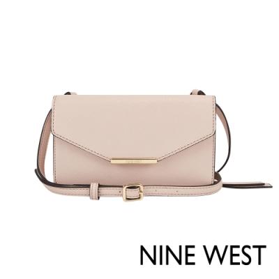 NINE WEST GOTG信封式磁釦迷你包-淡粉色(106378)