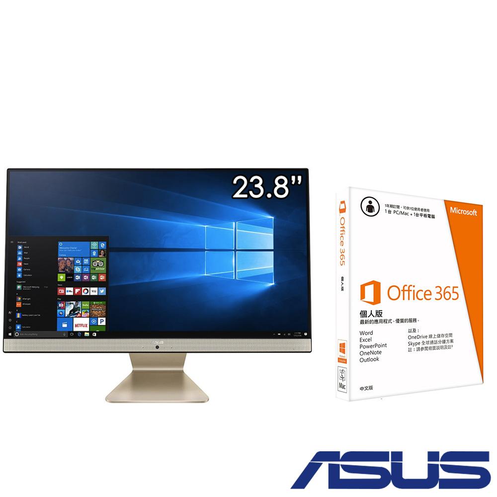 ASUS V241 24型+office 365組合 4405U/930MX/1T/4G/FHD