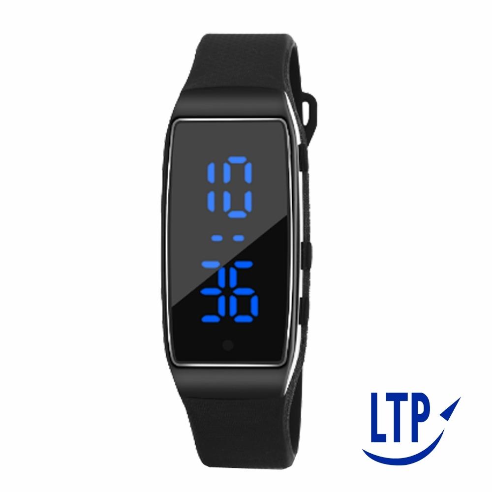 LTP 時間顯示穿戴式微型攝影手環