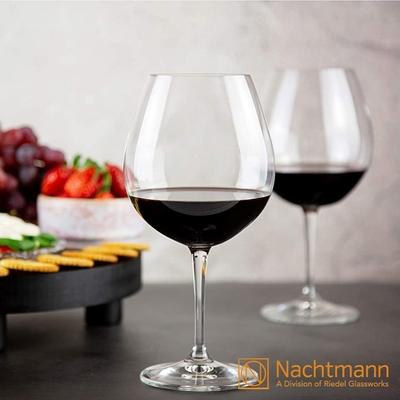 【Nachtmann】維維諾-勃根地紅酒杯700ml-4入ViVino