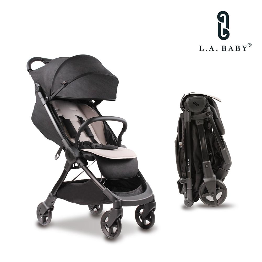 L.A. BABY 魔力收合嬰兒手推車 (三色)