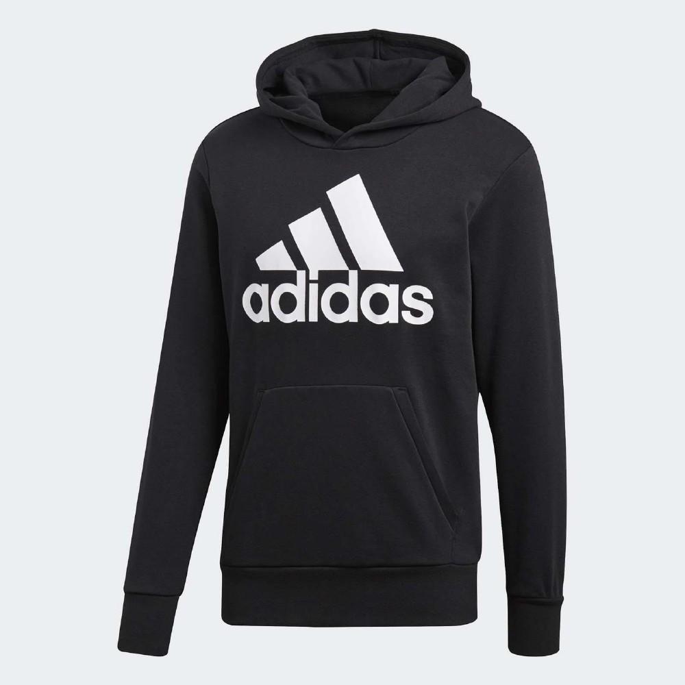 adidas 帽T Essential Linear 男款