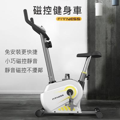 【X-BIKE 晨昌】平板磁控立式飛輪健身車 (6KG飛輪/8檔阻力/心率偵測) 60500