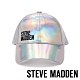 STEVE MADDEN - 時尚經典品牌LOGO棒球帽 - 銀色 product thumbnail 1