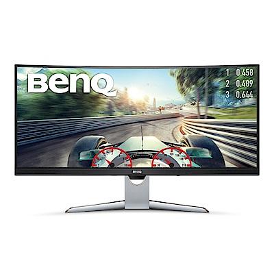 BenQ EX3501R 35型曲面電競螢幕  舒視屏