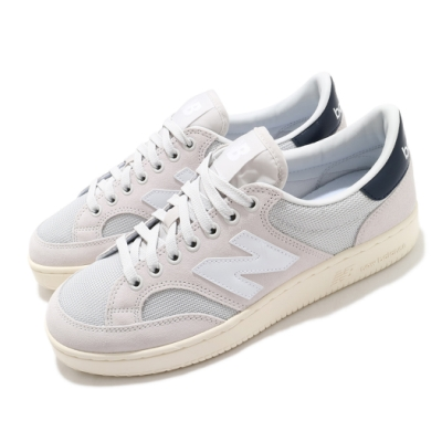 New Balance 休閒鞋 Pro Court Cup 運動 男女鞋 紐巴倫 基本款 簡約 情侶穿搭 麂皮 灰白 PROCTCDBD