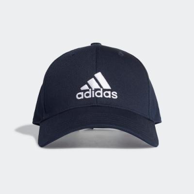 ADIDAS 休閒 運動 老帽 棒球帽 藍 FQ5270 BASEBALL CAP