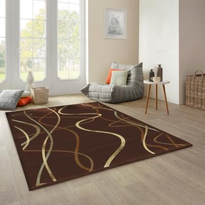 范登伯格 - 水晶 絲質地毯 - 水舞 (140 x 190cm)