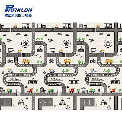 PARKLON韓國帕龍無毒地墊單面切邊車車軌道