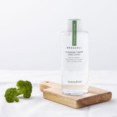 【Innisfree】花椰菜零油光化妝水
