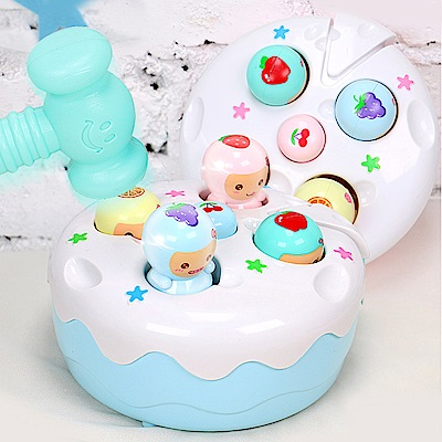 JoyNa幼兒益智玩具 打地鼠兒童敲打玩具