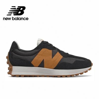 [New Balance]復古運動鞋_中性_黑色_MS327HN1-D楦