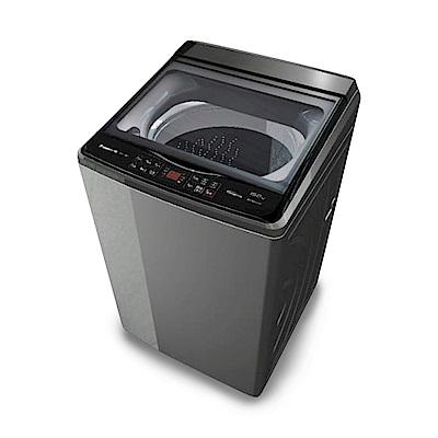 [館長推薦]Panasonic國際牌 17KG 變頻直立式洗衣機 NA-V170GT-L 炫銀灰