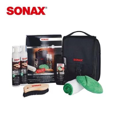 【SONAX】旗艦級真皮鍍膜組