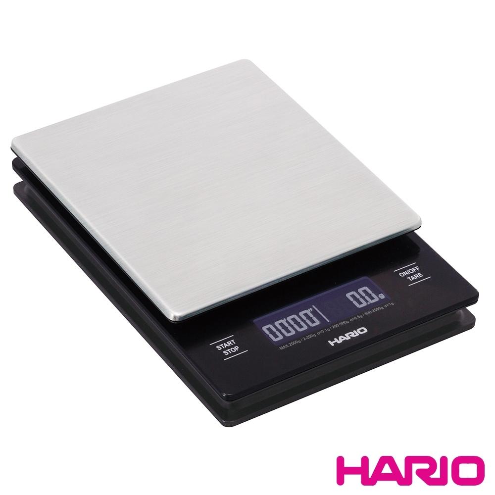HARIO V60專用不銹鋼電子秤/ VSTM-2000HSV