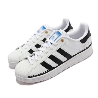 adidas 休閒鞋 Superstar OT Tech 男鞋 愛迪達 復古 貝殼頭 異材質拼接 穿搭 白 黑 GZ7635
