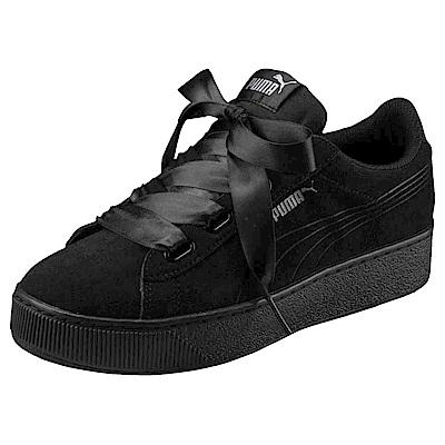 PUMA-PumaVikkyPlatformRibbonS休閒鞋-黑色