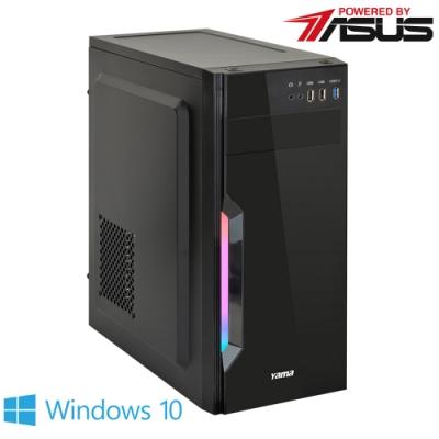【華碩平台】I5六核{弗洛倫}GT710獨顯Win10電玩機(i5-9400F/8G/240G_SSD/GT710-4H)