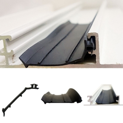 DC-A5 3米(10尺) 氣密窗外框站料防雨條/氣密條 818 898 118 1098