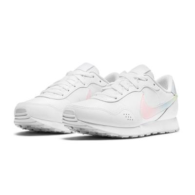 NIKE 慢跑鞋 皮革 運動鞋 大童 女鞋 白彩 DB3743-100 Md Valiant MWH GS