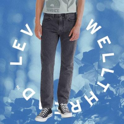 Levis Wellthread環境友善系列 男款 上寬下窄 502 Taper 牛仔褲 創新棉化寒麻纖維