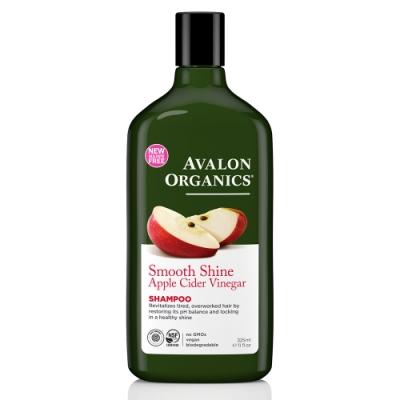 AVALON ORGANICS 有機蘋果醋柔亮洗髮精(325ml/11oz)