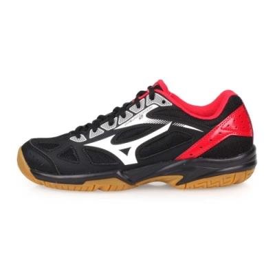 MIZUNO CYCLONE SPEED 2 男女排球鞋- 黑白紅
